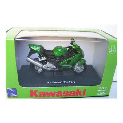 Moto miniature New Ray Kawasaki ZXR-12 R 1/32°