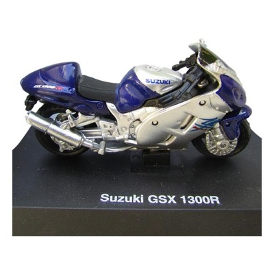 Moto Miniature New Ray Suzuki GSX 1300R Hayabusa 1/32°
