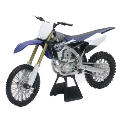 Moto miniature New Ray Yamaha 450 YZF 2017 1/6°