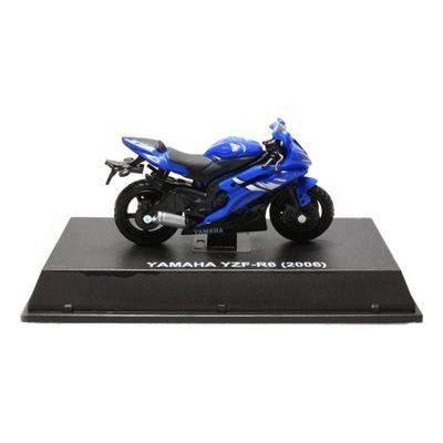 Moto miniature New Ray Yamaha YZF R6 1/32°