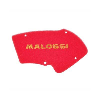 Mousse de filtre à air Malossi Red Sponge Gilera Runner FX 125 2t/Piaggio Skipper LX 125 2t