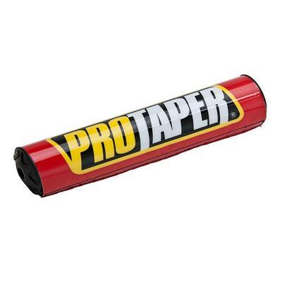 Mousse de guidon avec barre 25,4cm Pro Taper rouge