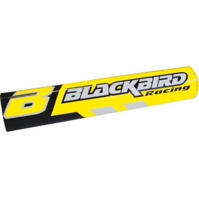 Mousse de guidon avec barre Blackbird jaune