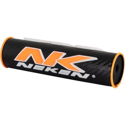 Mousse de guidon Neken 3D orange/noir (21cm)
