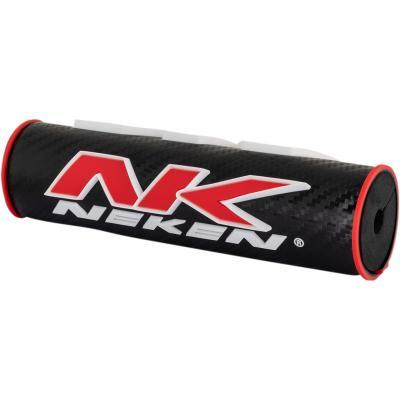 Mousse de guidon Neken 3D rouge/noir (21cm)