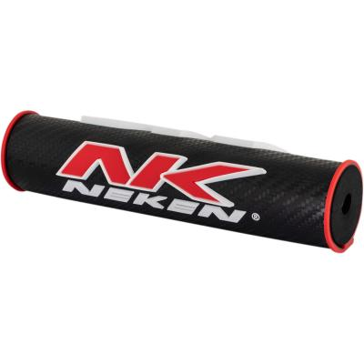 Mousse de guidon Neken 3D rouge/noir (24,5cm)