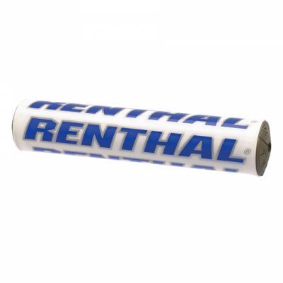 Mousse de guidon Renthal blanche / bleue 240 mm