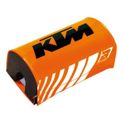 Mousse de guidon sans barre Blackbird Racing KTM orange/noir