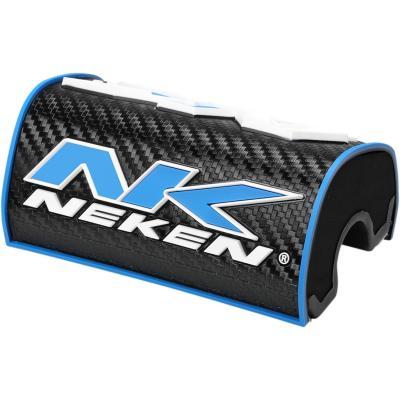 Mousse de guidon sans barre Neken 3D bleu/noir