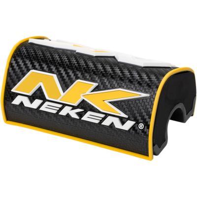 Mousse de guidon sans barre Neken 3D jaune/noir