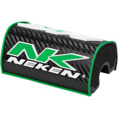 Mousse de guidon sans barre Neken 3D vert/noir