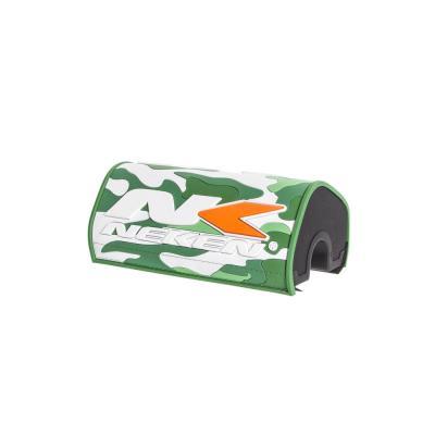 Mousse de guidon sans barre Neken camouflage vert