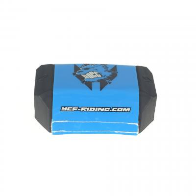 Mousse de guidon sans barre YCF bleue