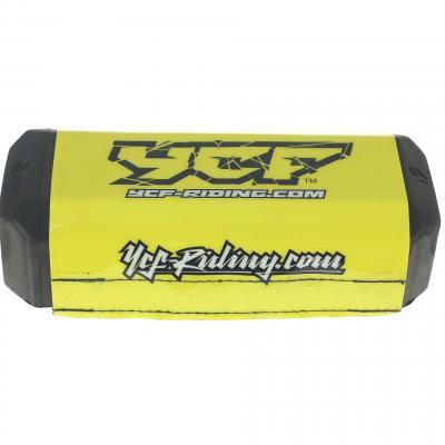 Mousse de guidon sans barre YCF jaune