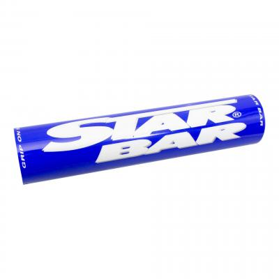 Mousse de guidon Star Bar cross bleu