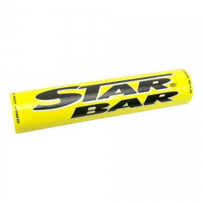 Mousse de guidon Star Bar cross jaune