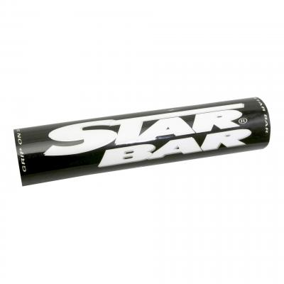 Mousse de guidon Star Bar cross noir
