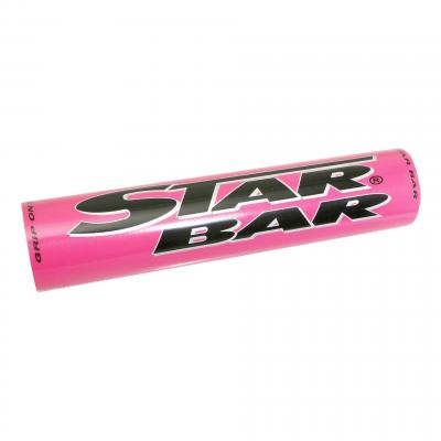 Mousse de guidon Star Bar cross rose