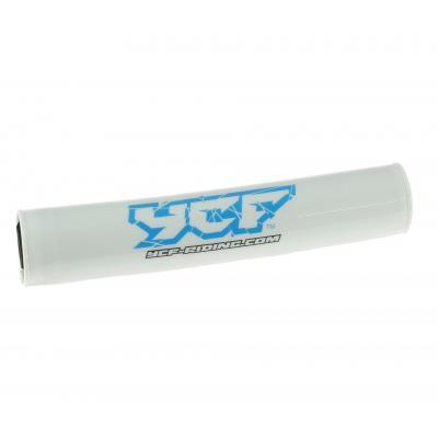 Mousse de guidon YCF 250mm blanche