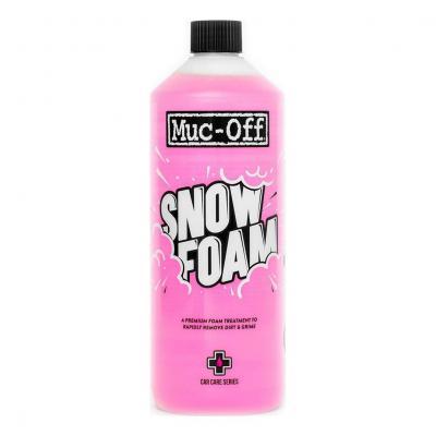 Mousse nettoyante Muc-Off Snow Foam 1l
