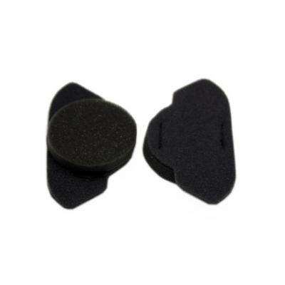 Mousses d'oreilles Shoei XR1100/Qwest