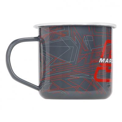 Mug Marc Marquez 93 gris/rouge