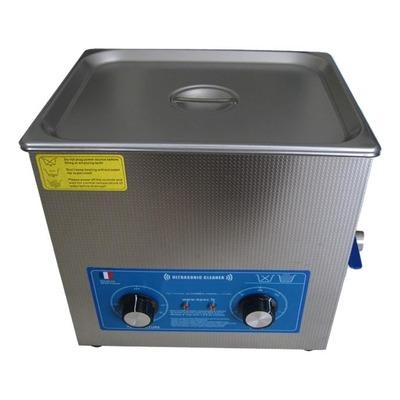 Nettoyeur à ultrasons bac 10 litres carré Brazoline
