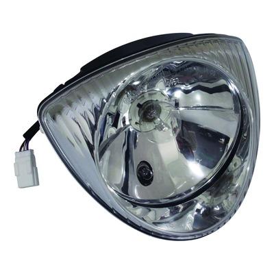 Optique de phare 58178R pour Piaggio 50-125 FLY 06-12 / 50-125 Liberty 06-12