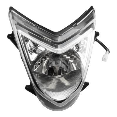 Optique de phare Teknix pour scooter TNT 50 Roma 3
