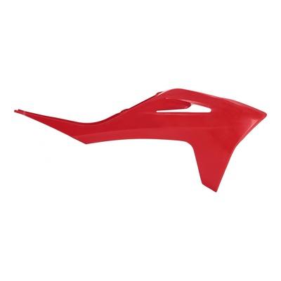 Ouïes de radiateur Acerbis Gas Gas 250 EC 2021 rouge