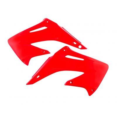 Ouïes de radiateur Acerbis Honda CR125R 02-07 rouge (paire)