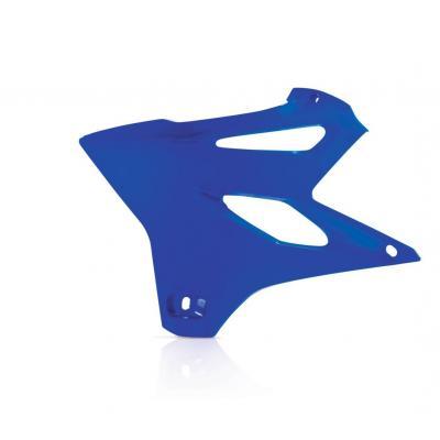 Ouïe de radiateur Acerbis Yamaha 85 YZ 15-21 bleu (côté gauche)