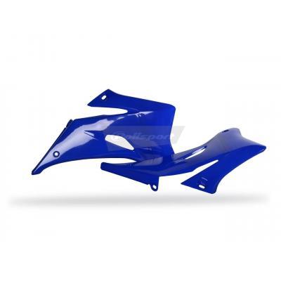 Ouïes de radiateur Polisport Yamaha 250 YZ-F 06-09 bleu