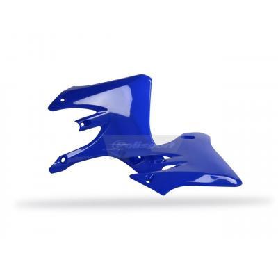 Ouïes de radiateur Polisport Yamaha 450 YZ-F 03-05 bleu