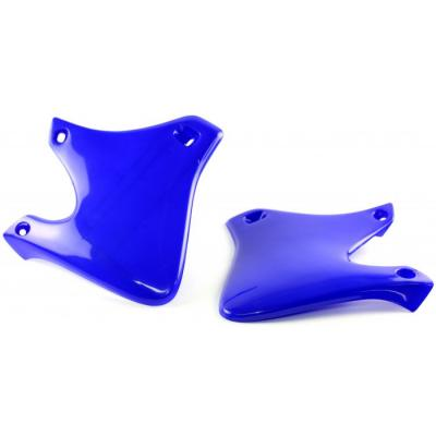 Ouïes de radiateur UFO Yamaha 426 YZ-F 00-02 bleu reflex