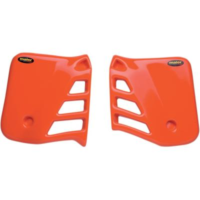 Ouïes de radiateurs Maier USA Honda CR 250R 85-87 orange
