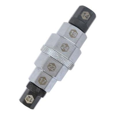 Outil démontage axe de roue avant Buzzetti 12-14-17-19-22-24 mm
