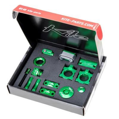 Pack accessoires Kite Kawasaki 250 KX-F 11-17 vert