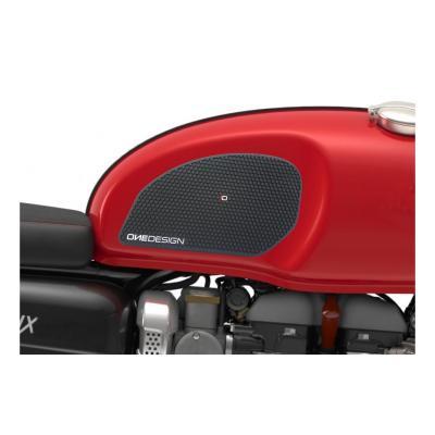Pad de réservoir Onedesign noir HDR237