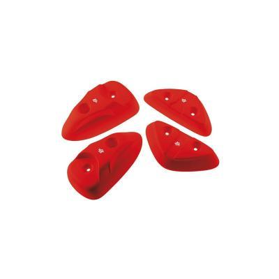 Pads de protection rouge Stunt/Slider