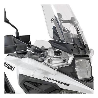 Paire de déflecteurs latéraux Givi Suzuki 1050 V-Strom 2020 transparent