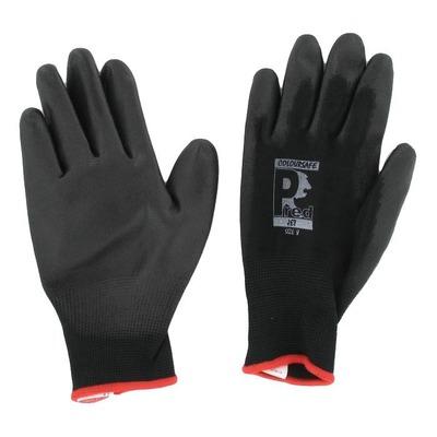 Paire de gants atelier polyuréthane homologué CE