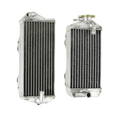 Paire de radiateurs Oversized Psychic Suzuki 250 RM-Z 07-09 (Gros volume)