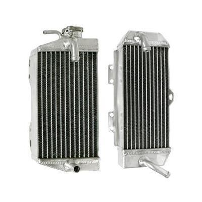 Paire de radiateurs Psychic Honda CRF 450R 02-04