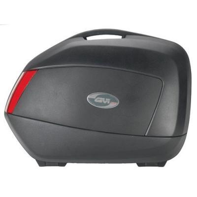 Paire de valises latérales Givi V35 noir