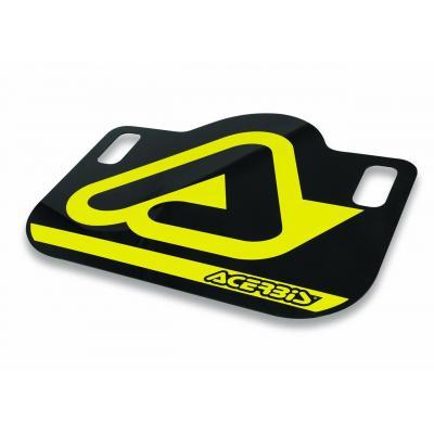 Panneautage Acerbis noir/jaune