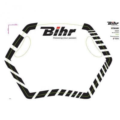 Panneautage BIHR Home Track