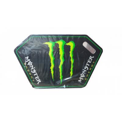 Panneautage Monster Énergy noir/vert