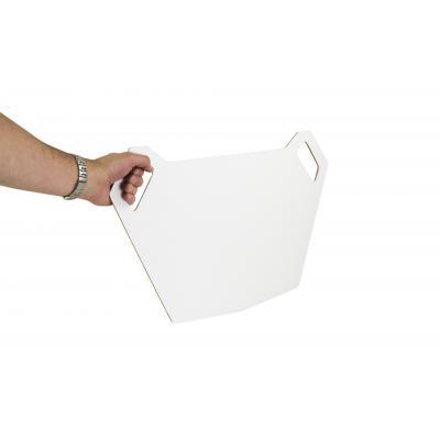 Panneautage pit board blanc