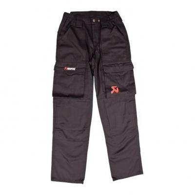Pantalon Akrapovic noir